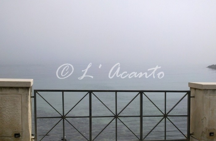 special foggy day
