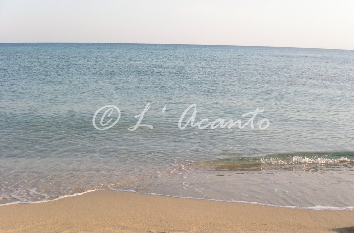 to the Puglian coast