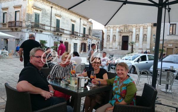 Italian language and aperitivo
