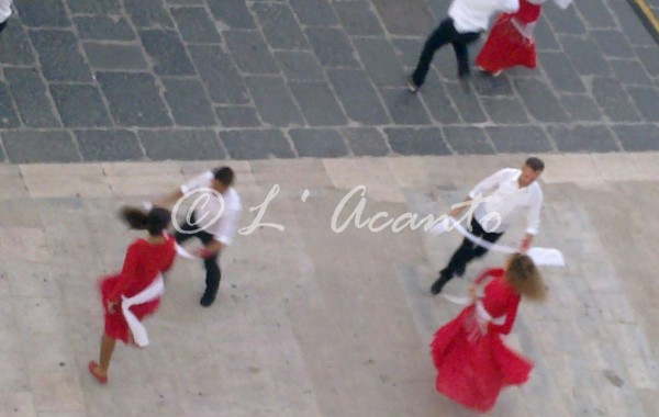 Folklore and local dance in Puglia