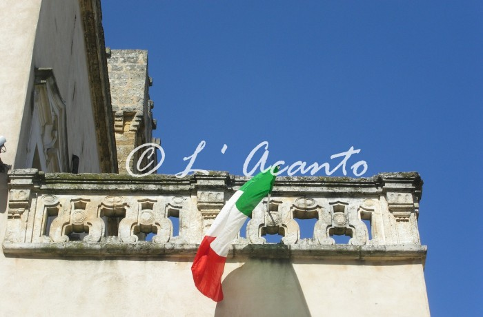 Improving Italian and touring into the town