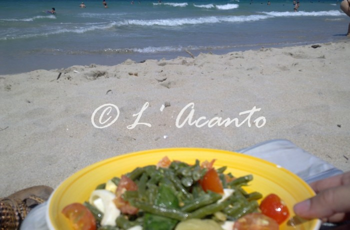 pic-nic to the beach