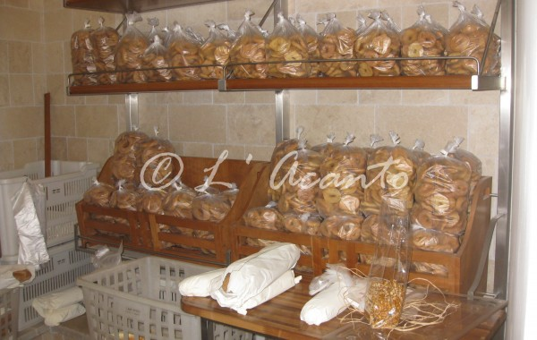 visiting a bakery