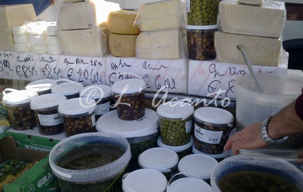 what to buy? cappers, cheese, olives